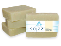 Sojaz Natural Pet Soap Pack: One bar product shot